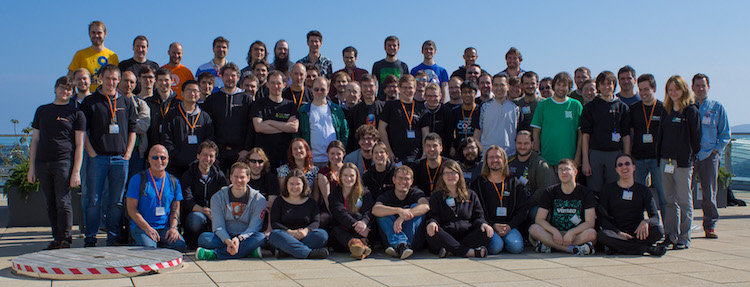 VDD14 Group Picture