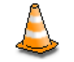 VideoLAN's first cone