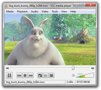 VLC on Windows