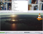 VLC media player - Windows - HD TV