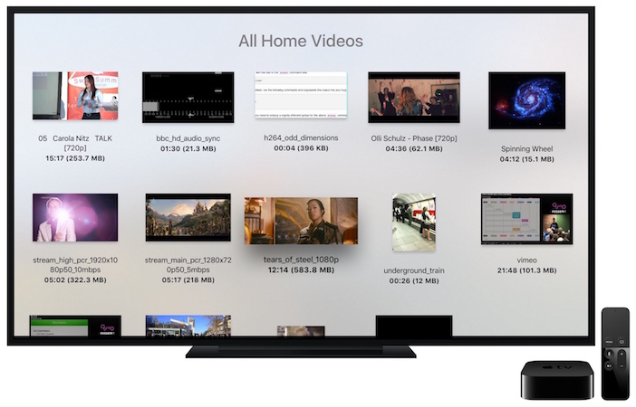 VLC for Apple TV