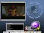 VLC media player - Linux Skins2