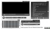 VLC 0.8.5 - 0.9.9 Default Skin