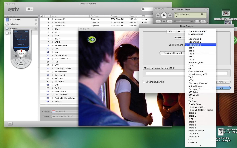 VLC media player - EyeTV capture plugin - VideoLAN