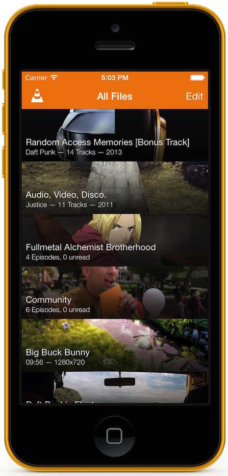 VLC for iOS - Top Freeware